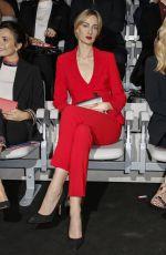 GEORGIA MAY JAGGER at Emporio Armani Show at Milan Fashion Week 02/21/2019