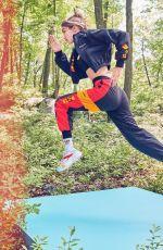 GIGI HADID for Reebok x Gigi 2019 Campaign