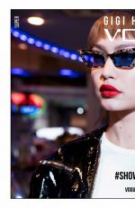 GIGI HADID for Vogue Eyewear Season III Campaign