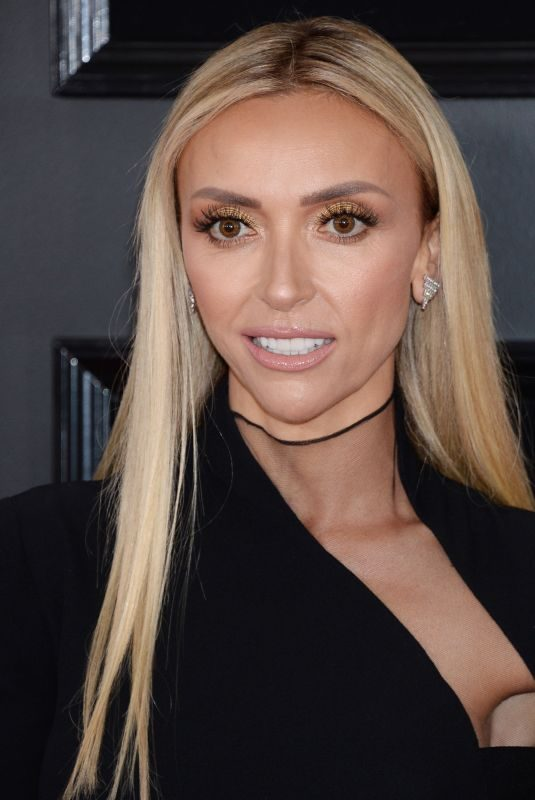 GIULIANA RANCIC at 2019 Grammy Awards in Los Angeles 02/10/2019