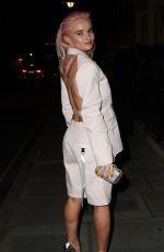 GRACE CHATTO at Dior Party at London Fashion Week 02/19/2019