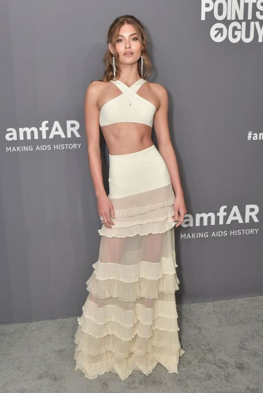 GRACE ELIZABETH at Amfar New York Gala 2019 02/06/2019