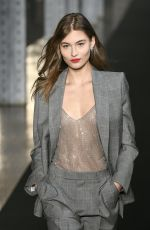 GRACE ELIZABETH at Zadig & Voltaire Runway Sow at New York Fashion Week 02/11/2019