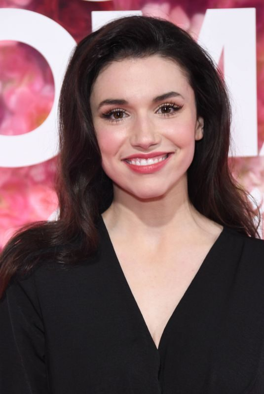 GRACE FULTON at Isn't It Romantic Premiere in Los Angeles 02/11/2019