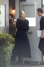 GWYNETH PALTROW Heading to a Business Meeting in Los Angeles 002/05/2019