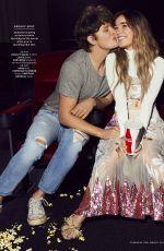 HALEY LU RICHARDSON in Cosmopolitan Magazine, March 2019