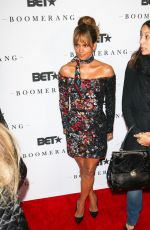 HALLE BERRY at Boomerang Premiere in Los Angeles 02/11/2019
