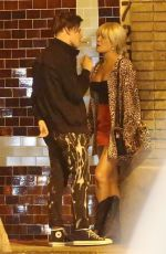 HALSEY and Yungblud Night Out in Los Angeles 02/01/2019