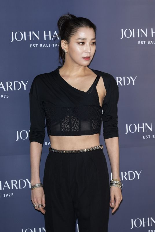 HAN GO-EUN John Hardy Fashion Photocall in Seoul 02/13/2019