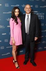HANNAH JOHN-KRAMER at Newport Beach Film Festival UK Honors 02/07/2019