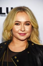 HAYDEN PANETTIERE at Sharkwater Extinction Screening in Hollywood 01/31/2019