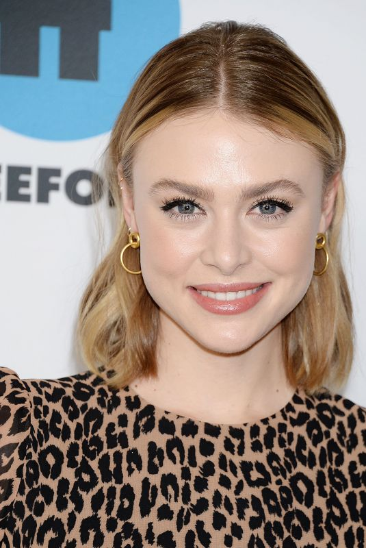 HAYLEY ERIN at 2019 TCA Winter Press Tour in PAsadena 02/05/2019