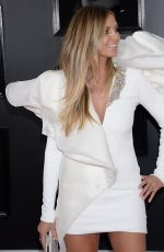 HEIDI KLUM at 61st Annual Grammy Awards in Los Angeles 02/10/2019