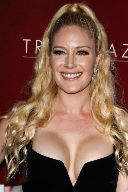 HEIDI MONTAG at VH1 Trailblazer Honors in Los Angeles 02/20/2019