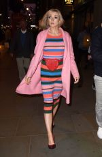 HELEN GEORGE at Only Fools and Horses Musical Press Night in London 02/19/2019