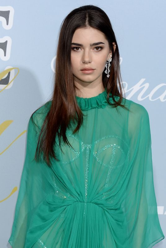 HELENA GATSBY at Hollywood for Science Gala in Los Angeles 02/21/2019
