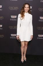 HILARY SWANK at Cadillac Celebrates 91st Oscars in Los Angeles 02/21/2019