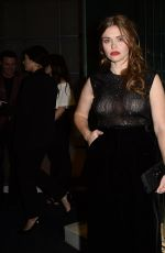 HOLLAND RODEN Leaves Giorgio Armani Pre-oscar Party in Los Angeles 02/23/2019