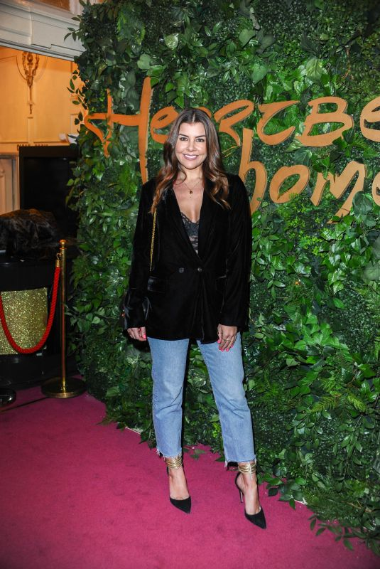 IMOGEN THOMAS at Heartbeat of Home Premiere in London 02/22/2019