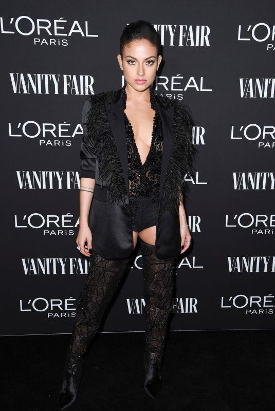 INANNA SARKIS at Vanity Fair & L