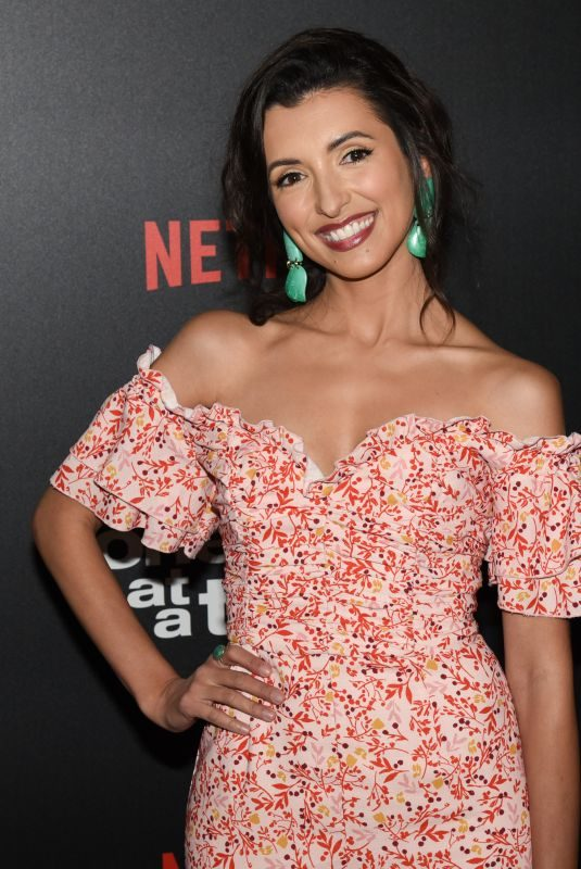 INDIA DE BEAUFORT at One Day at a Time Premiere in Los Angeles 02/07/2019