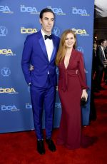 ISLA FISHER at Directors Guild of America Awards in Los Angeles 02/02/2019