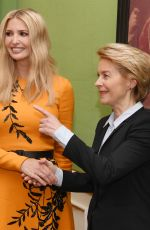 IVANKA TRUMP at 2019 Munich Security Conference 02/16/2019