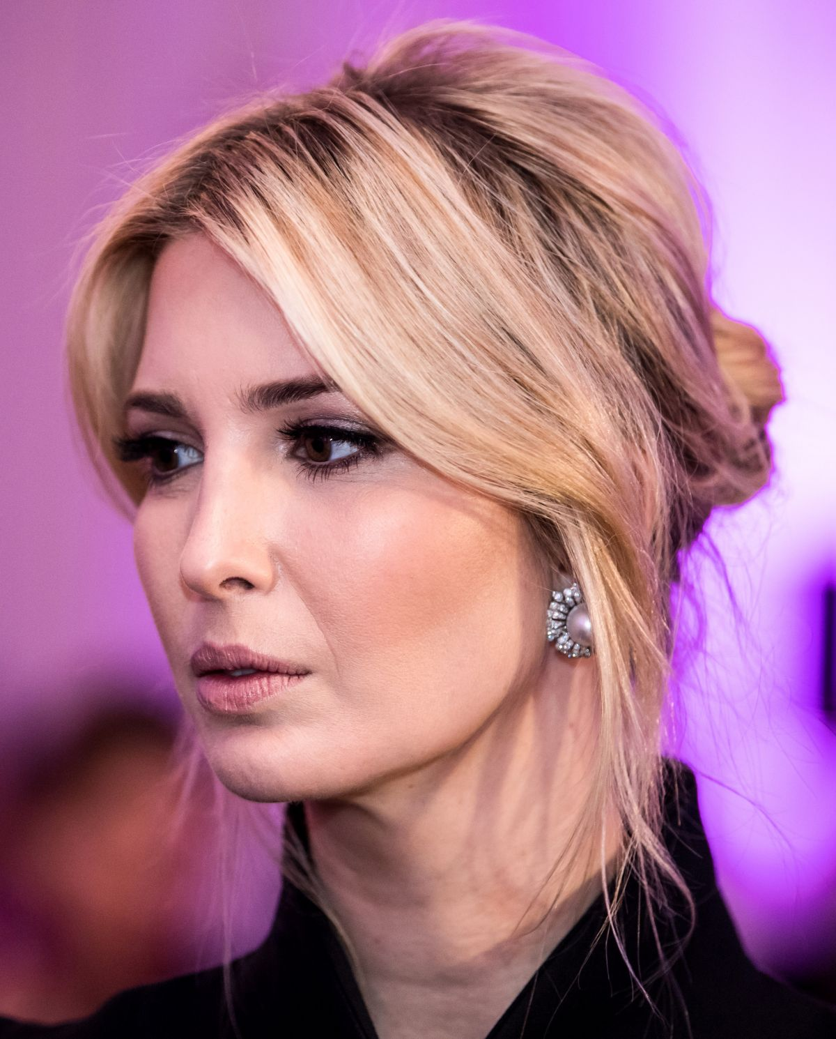 IVANKA TRUMP at a Panel Discussion at Munich Security ...