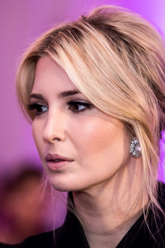 IVANKA TRUMP at a Panel Discussion at Munich Security Conference 02/16/2019