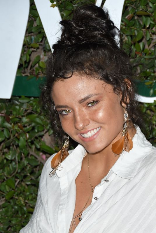 JADE CHYNOWETH at Teen Vogue Young Hollywood Party in Los Angeles 02/15/2019