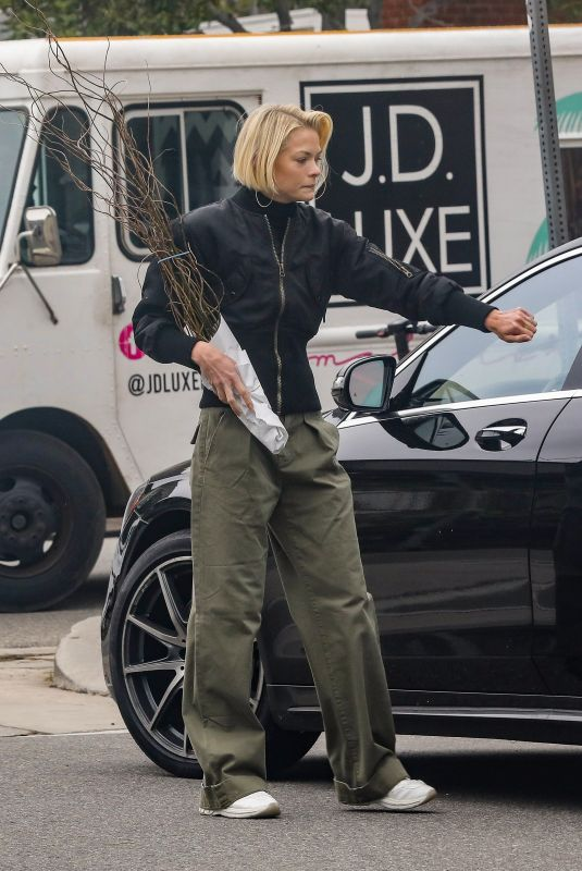 JAIME KING Out and About in West Hollywood 02/17/2019