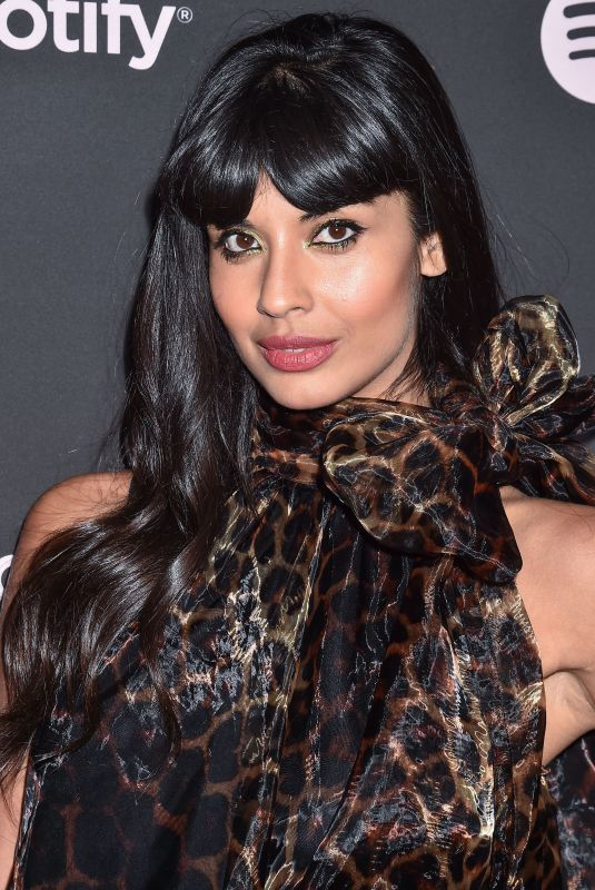JAMEELA JAMIL at Spotify Best New Artist 2019 in Los Angeles 02/07/2019