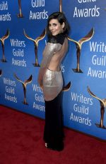 JAMIE-LYNN SIGLER at Writers Guild Awards in Los Angles 02/17/2019