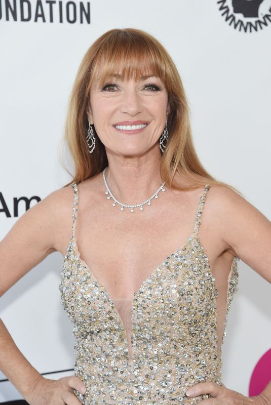 JANE SEYMOUR at Elton John Aids Foundation Oscar Party in Hollywood 02/24/2019