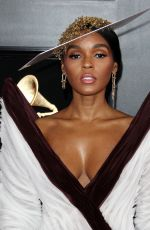 JANELLE MONAE at 61st Annual Grammy Awards in Los Angeles 02/10/2019