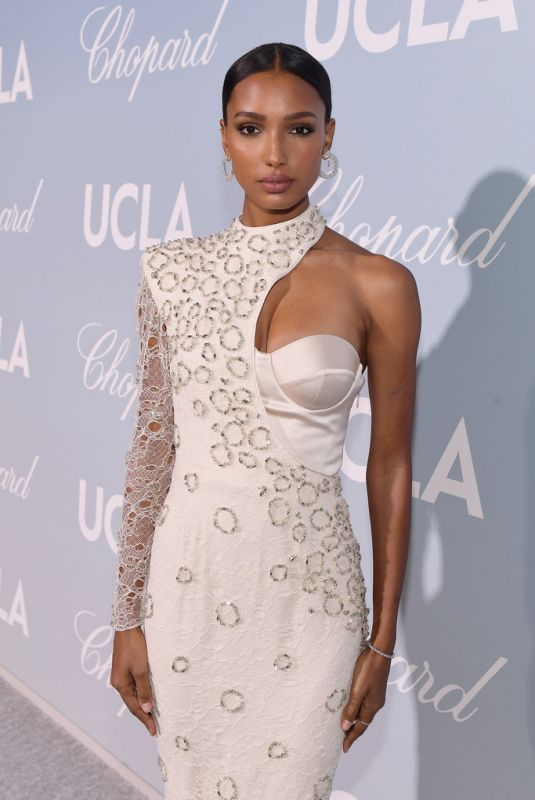 JASMINE TOOKES at Hollywood for Science Gala in Los Angeles 02/21/2019