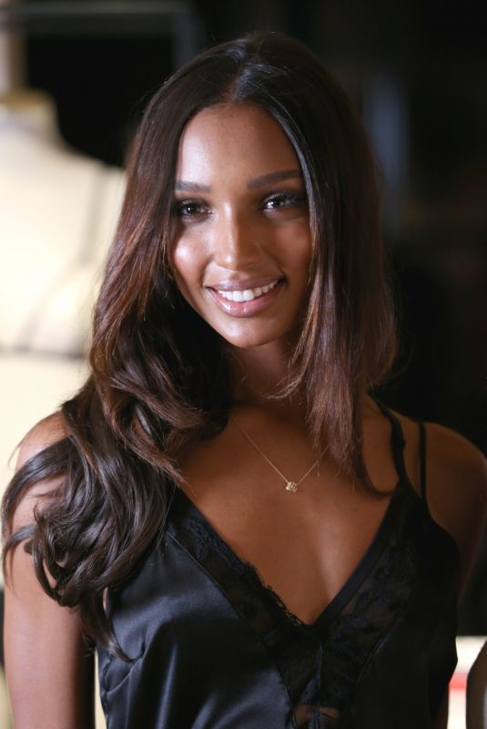 JASMINE TOOKES at Livy Lingerie Introducing in London 02/19/2019