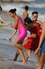 JASMINE TOOKES, SHANINA SHAIK and LAIS RIBEIRO Celebrates Jasmine
