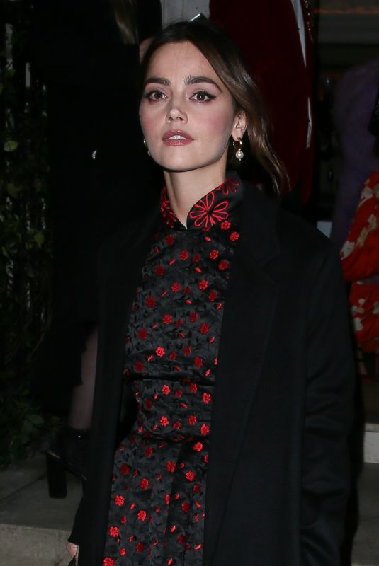 JENNA LOUISE COLEMAN at Netflix 2019 Bafta After-party in London 02/10/2019