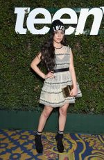 JENNA ORTEGA at Teen Vogue Young Hollywood Party in Los Angeles 02/15/2019