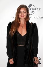 JENNIFER AKERMAN at Universal Music Group Grammy After-party in Los Angeles 02/10/2019