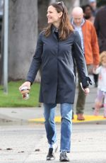 JENNIFER GARNER Out and About in Los Angeles 02/05/2019