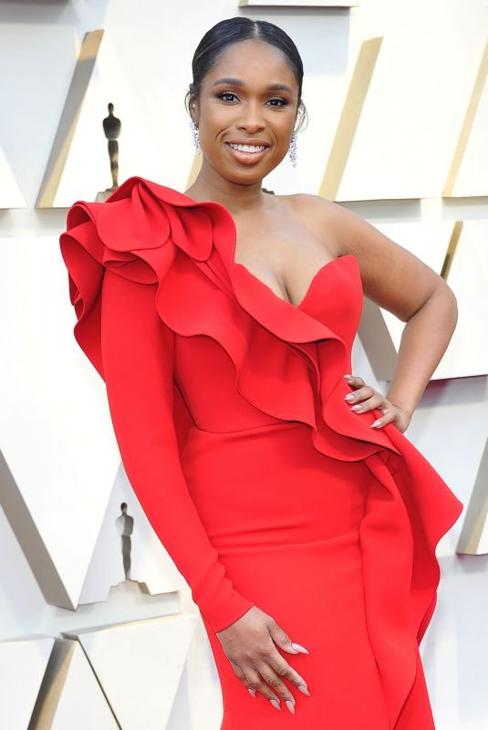 JENNIFER HUDSON at Oscars 2019 in Los Angeles 02/24/2019