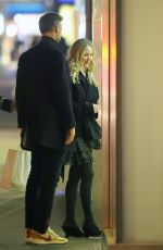 JENNIFER LAWRENCE and Cooke Maroney Night Out in New York 02/05/2019
