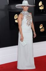 JENNIFER LOPEZ at 61st Annual Grammy Awards in Los Angeles 02/10/2019