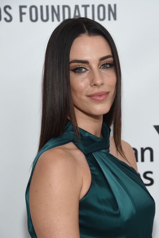 JESSICA LOWNDES at Elton John Aids Foundation Oscar Party in Hollywood 02/24/2019