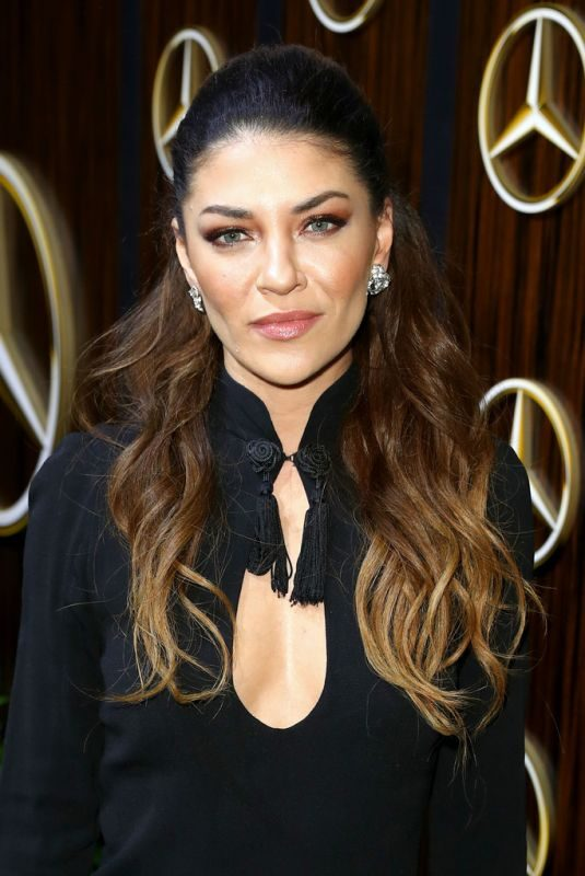 JESSICA SZOHR at Mercedes-benz Oscars Viewing Party in Beverly Hills 02/24/2019