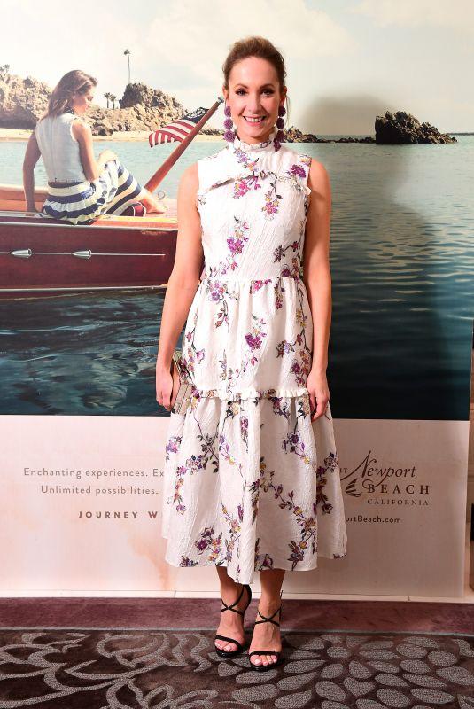 JOANNE FROGGATT at Newport Beach Film Festival UK Honors 02/07/2019