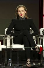 JODIE COMER at 2019 Winter TCA Press Tour in Pasadena 02/09/2019
