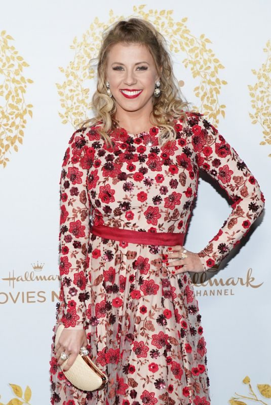 JODIE SWEETIN at 2019 Hallmark Channel Winter TCA Press Tour 02/09/2019